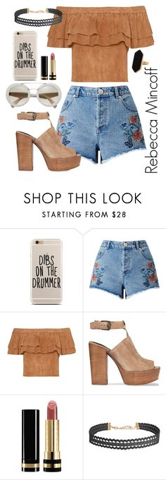 """Untitled #15"" by yaldajansiz ❤ liked on Polyvore featuring Miss Selfridge, Rebecca Minkoff, Gucci, Humble Chic and Jaeger"