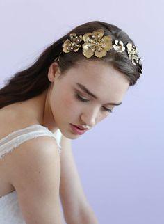 Dogwood flower single headband - Style #645