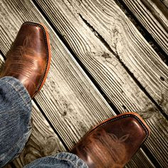 Me. Cowboy. Boots. - (Photo © Withoutink)