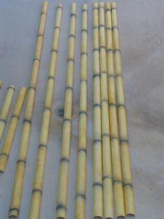 Making Fake Bamboo -- Tiki Central
