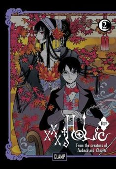 xxxHolic Rei vol 2 by Clamp. It is unclear whether this is set is after the original xxxHolic in time, or is an expansion of the section towards the end where Watanuki has memory problems. Lots about choice and not choosing. Finished Jan first read. Manhwa, Xxxholic, The Encounter, Urban Legends, Holiday Wishes, Illustrations, Any Book, Book Photography, Clamp