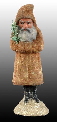 Great brown coat