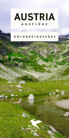 Kölnbreinsperre & Malta Hochalmstraße: mit ihren 200 Metern Höhe ist die Kölnbreinsperre in den Hohen Tauern die höchste Staumauer Österreichs und damit ein perfektes Ausflugsziel in Kärnten. Doch das ist nicht der einzige Grund, warum sich ein Ausflug dorthin lohnt. Mehr Informationen findet ihr auf unserem Blog. #kölnbreinsperre #austria #kärnten # ausflügeinösterreich #ausflügeinkärnten Malta, Austria, Hiking, Mountains, Nature, Travel, Outdoor, Round Trip, Walks