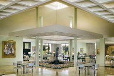 Sunnylands (Residence for Ambassador and Mrs. Walter Annenberg), Rancho Mirage, California, 1963–66