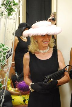 Hats Off to Mae Reeves Event - 7/10: photo by CCD Philadelphia #Hats #Mae_Reeves #CCD_Philadelphia