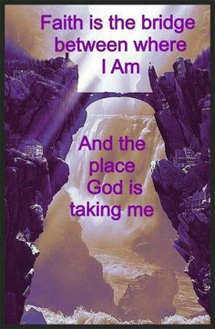 Yes Lord, waiting patiently for you!!!