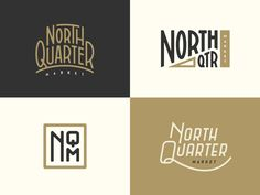 North Quarter Market by Chaz Russo #Design Popular #Dribbble #shots