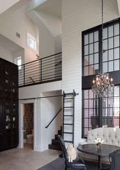 open entryway high ceilings modern entryway modern home ideas