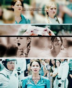 How could I leave Prim, the only person in the world I was sure I loved. But, how could I let her die?