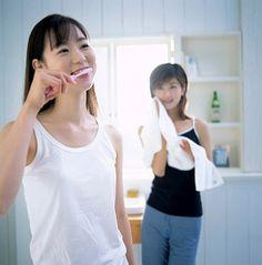 Bí quyết đánh răng trắng sáng