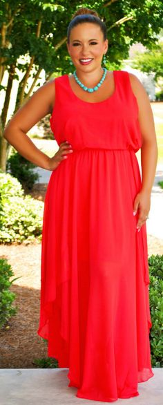 Perfectly Priscilla Boutique - You Red My Mind Maxi, $48.00 (http://www.perfectlypriscilla.com/you-red-my-mind-maxi/)