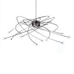 Contemporary Chandelier from Zaneen, Model: Z6493