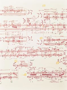 Pierre Boulez - Sonata no. Constellation-Miroir In the words of my boy conorhanick, who eats this stuff for breakfast: 'Choose your own adventure! Sound Art, Sound Of Music, Graphic Score, Music Manuscript, Experimental Music, John Cage, Art Deco Illustration, Music Score, Sound Design
