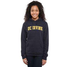 UC Irvine Anteaters Women's Everyday Pullover Hoodie - Navy