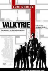 Valkyrie 2008 Drama, History, Thriller Tom Cruise, Bill Nighy, Carice van Houten A dramatization of the 20 July assassination and political coup plot by desperate renegade German Army officers against Hitler during World War II. Streaming Movies, Hd Movies, Movies To Watch, Movies Online, Movie Tv, Saddest Movies, Movie Club, Movie Theater, Tom Cruise