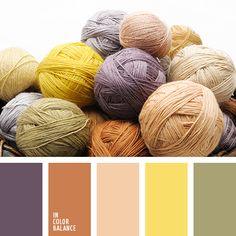 Color Palette No. 2126