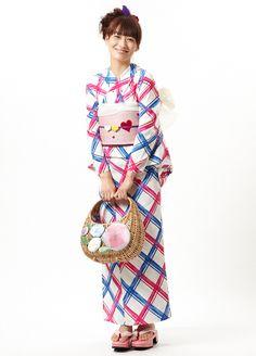 Jan 16: Furifu yukata fashion
