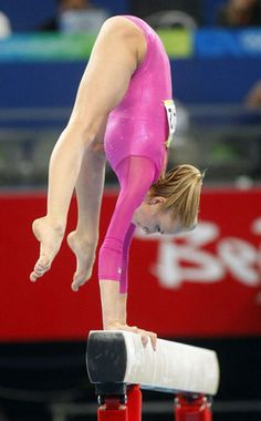 Gymnastics has been my life for the past 10 years and now that I'm in college, I miss it so much!