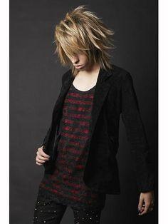 Dark Eyes Jacket Black. See more at: http://www.cdjapan.co.jp/apparel/juryblack.html #punk #jrock