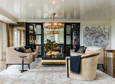 25 Elegant Living Room Design Inspiration & Ideas. Follow us for more Home & Decor Inspiration | Vienné & Ventura