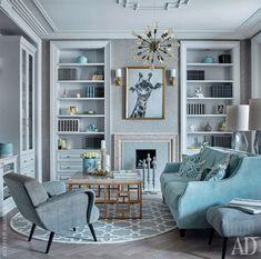 Квартира в Орле, 177 м²   AD Magazine