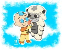 Aang & Appa by James Ramos / Ramos Art  #art #drawing #sketch #fun #retro #vintage #loose #avatar #Aang #Appa #RamosART #BFFs #BestFuzzyFriends #Boyandhisbabyflyingairbison #bestFriends #Buddies #thelastAirbender #cute #geeky #playful #childrensbookart #childrensbookillustrations #bestFriend #Nickelodeon #avatarAang #atla #lok  #sketchaday #avatarthelastairbender