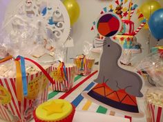 #candybar #circo #mesadulce #party #eventosinfantiles #cumpleaños #personajescircenses #animalitos
