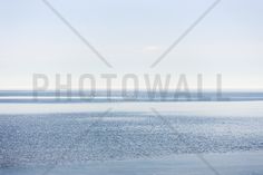 Sparkling Sea - Tavlor på canvas - Photowall