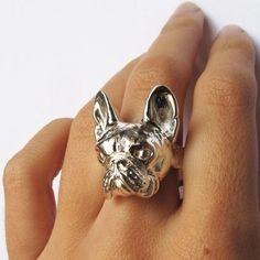 boston terrier ring