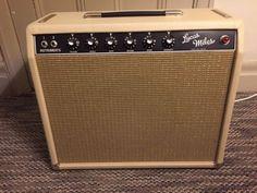 Lucas-Miles-Vintage-65-039-Princeton-Blackface-Fender-Tube-Amp-Clone-Handwired