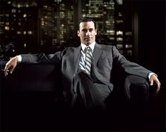 """Jon Hamm could have become famous for playing Jack Donaghy instead. 