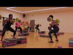Body pump 97 Ngozi Ugoh - YouTube