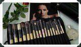 Professional Makeup Brush Set 18 pieces Super NATURAL SOFT Animal Hair. #beauty, #tool, #makeup, #brushes