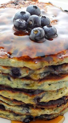 by nature blueberry cottage cheese pancakes cottage cheese pancakes ...