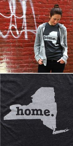 The Home T. Show off your state pride!