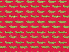 free printable alligator/crocodile scrapbook paper