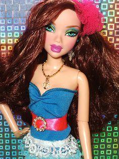 My Scene Juicy Bling Chelsea Barbie Doll | eBay