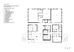School Of Arts In Canterbury,plan 01