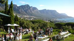 Best Cape Town Restaurants: The Roundhouse, Camps Bay, Cape Town