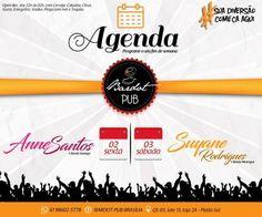 #VEJA Bardot Pub: Anne Santos e Banda Xamego #agenda @paroutudo via ParouTudo http://ift.tt/2cfVby3 #Raynniere #Makepeace