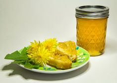 The 3 Foragers: Foraging for Wild, Natural, Organic Food: Dandelion Recipe - Dandelion Jelly