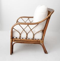 Rattan furniture is a particular style of furniture developed generally from the rattan vine. Found in SE Asia and other tropical climes, the rattan vine has been utilized for many years to develop furniture and family unit products. Wicker Furniture Cushions, Sunroom Furniture, Cane Furniture, Wicker Headboard, Outdoor Wicker Furniture, Wicker Bedroom, Wicker Table, Bamboo Furniture, Living Furniture