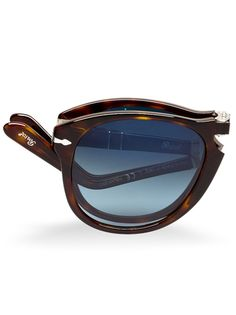 46e53d37bdb No other glasses combine classic styling and functionality like these  collapsible bad boys from Persol.