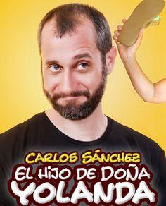"""Carlos Sánchez listo para su show """"De Padre a Padre"""""""
