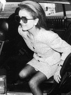 Jackie in NY 1990