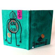 handmade notebook for drawing & text with fabric cover desgin by gheis sabuti دفتر طراحی باجلد پارچه ای https://www.instagram.com/gheis.design/ https://www.facebook.com/gheisartstudio?ref=hl