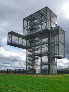 Uitkijktoren: Watchtowers in the Netherlands