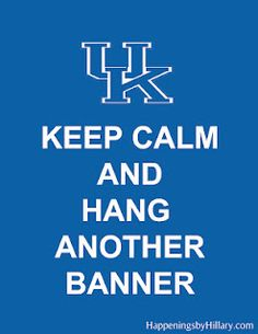 Celebrate in Style. Keep Calm and Hang Another Banner. #bbn     www.HappeningsbyHillary.com