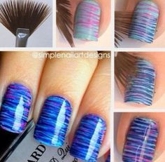 Super cute! (if only i knew where to get a makeup brush like that)
