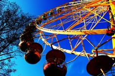 Ferris Wheel / Wrocław